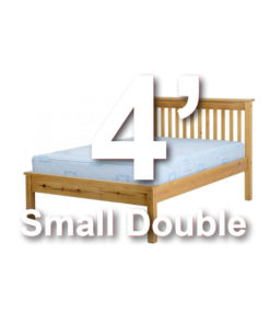 Small Double 4' Beds